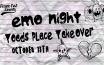Image for EMO NIGHT - Your favorite pop punk & emo hits, all night long!