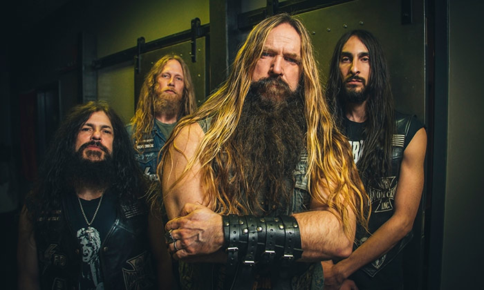 Image for Black Label Society: Doom Trooping Over North America